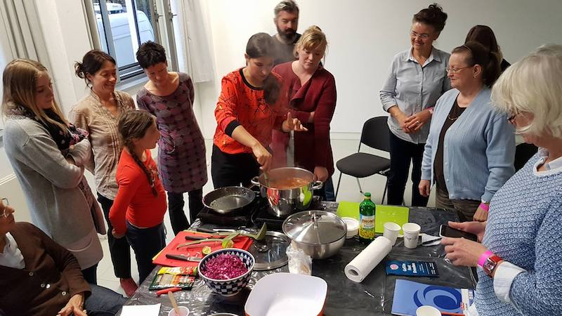 Workshop Borscht 2017, Foto © david-brandt.de