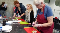 Workshop Gefilte Fisch