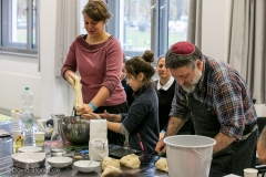 Challahworkshop  2016. Foto © David Brandt
